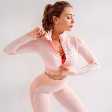 Sweatsuits Sets Two Piece Tracksuit Zip Up Pants Set