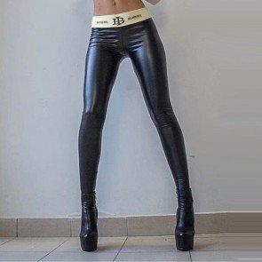 High Waisted Stretchy Skinny Trousers Sexy Leggings
