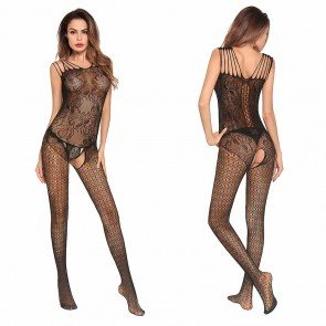 Mesh Fishnet Hosiery Stocking Tights Slim Club Pantyhose