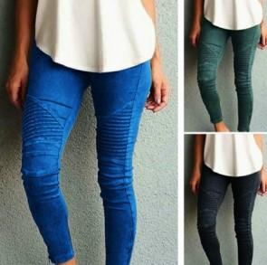 Women Jeans Skinny Leggings Stretchy Slim Skinny Pants