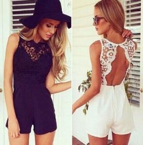 Party Evening Summer Ladies Dress Shorts Jumpsuit