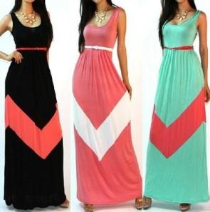 Tank Bodycon Sundress Clubwear Maxi Boho Dresses